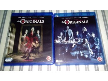 The Originals säsong 1-2 (Bluray, Nyskick)