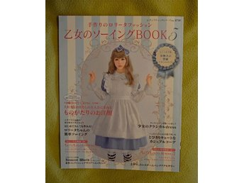 Otome no Sewing Book vol. 5 Tidning Pyssel Mönster Sy DIY Japan Gothic Lolita NY