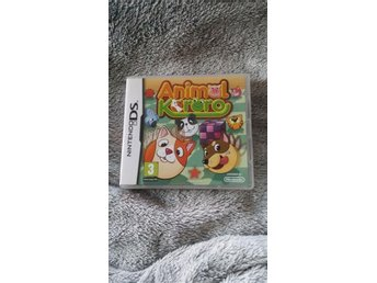 Animal Kororo - kul pusselspel till Nintendo DS