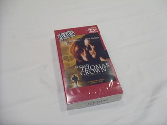 The Thomas Crown Affair VHS PAL