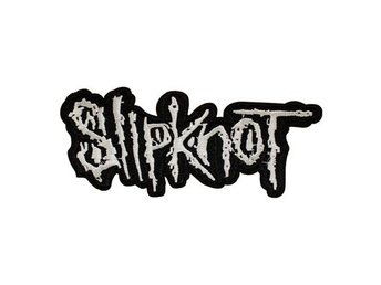 Patch / Tygmärke Slipknot