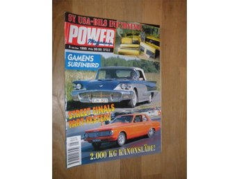 POWER Magazine Nr 5 - 1995 - Norsjö - POWER Magazine Nr 5 - 1995 - Norsjö