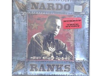Nardo Ranks title*  Rough Nardo Ranking* Hip Hop, Reggae US LP