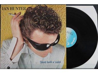 Ian Hunter – Short Back N Sides – LP - Norrahammar - Ian Hunter – Short Back N Sides – LP - Norrahammar