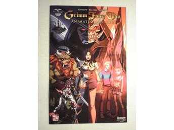 US Zenescope - Grimm Fairy Tales Animated - Oneshot (Cover A)