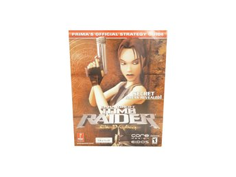Lara Croft Tomb Raider the prophecy Guidebok - Stockholm - Lara Croft Tomb Raider the prophecy Guidebok - Stockholm