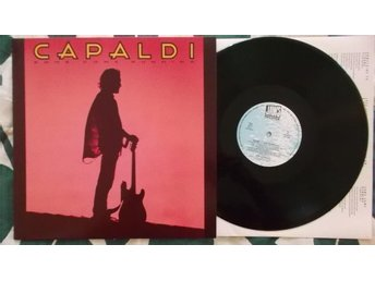 JIM CAPALDI (TRAFFIC)  SOME COME RUNNING (JAWS RECORDS )