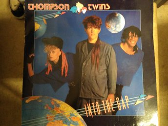 Thompson Twins - Into The Gap, LP