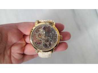 Chenevard skeleton watch