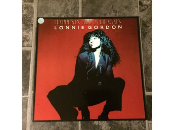 "LONNIE GORDON - HAPPENIN´ ALL OVER AGAIN. (MVG 12"")"