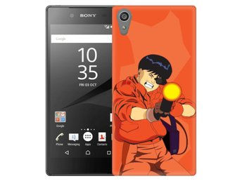 Sony Xperia Z5 Skal Anime Shooter