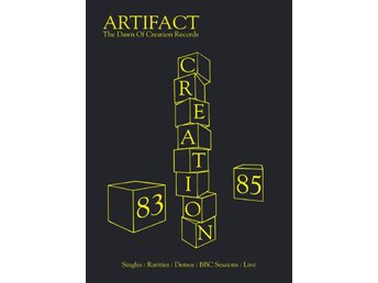 Creation Artifact / The Dawn Of Creation Records (5 CD)