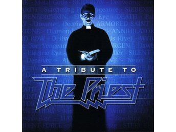 CD -Various ‎– A Tribute To The Priest - DIGIPAK