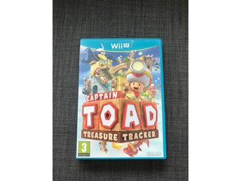Captain Toad Treasure Tracker - Wii U version