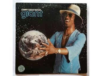 Johnny, Guitar, Watson, Giant, 1978, Skivan = VG