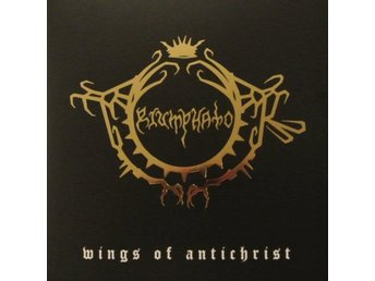 "Triumphator -Wings of antichrist lp with 7"" 2018 ltd 500 cop"