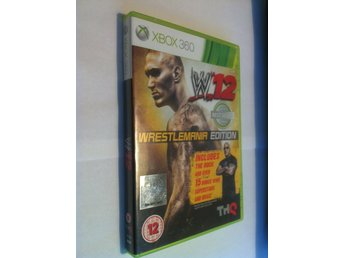 Xbox 360: W'12 - Wrestlemania Edition