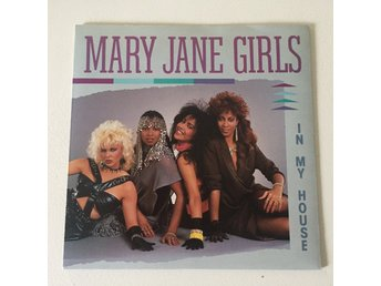 "MARY JANE GIRLS - IN MY HOUSE. (7"")"