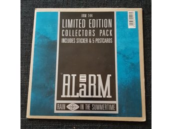 The Alarm  - Rain in the Summertime 7""