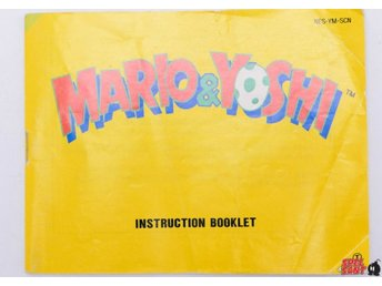 Mario and Yoshi Manual SCN
