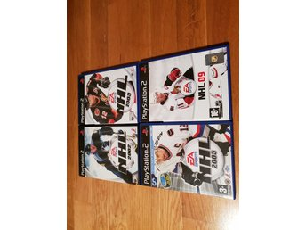 NHL PAKET PS2 BEG