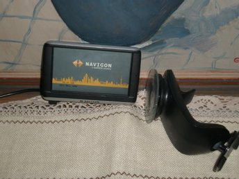 "NAVIGON 42 PLUS 4.3"" GPS LANE ASSISTANT PRO / REALITY VIEW PRO FINT SKICK"