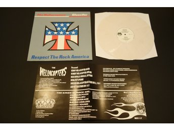 Hellacopters x Gluecifer / Respect the rock America