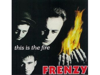 Frenzy - This is the fire - CD NY - FRI FRAKT