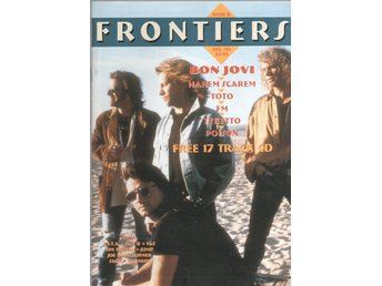 Frontiers Issue 8