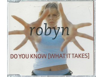 ROBYN - DO YOU KNOW  ( CD MAXI/SINGLE )