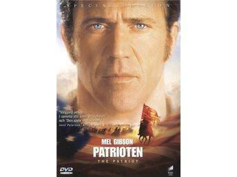 The Patriot - 2000 - DVD - Mel Gibson Ny inplastad - Mariestad - The Patriot - 2000 - DVD - Mel Gibson Ny inplastad - Mariestad