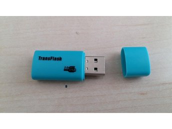 Micro SD USB Stick