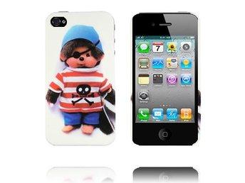Baby Trolls (Baby-Pirat) iPhone 4 Skal - Malmö - Baby Trolls (Baby-Pirat) iPhone 4 Skal - Malmö