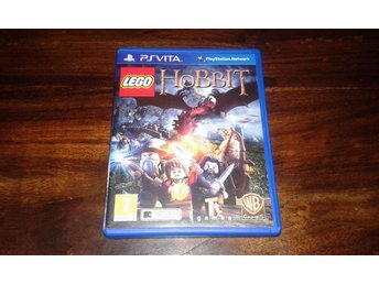Lego The Hobbit, PS Vita, Komplett, Fint Skick!