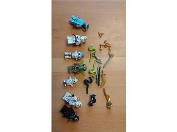 Lego Ninjago figurer - Svanskog - Lego Ninjago figurer - Svanskog
