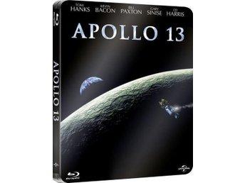 Apollo 13 - 20th Anniversary - Limited Edition Steelbook - Timrå - Apollo 13 - 20th Anniversary - Limited Edition Steelbook - Timrå