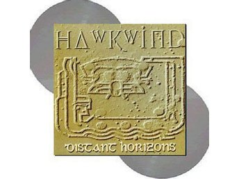 Hawkwind ‎–Distant thunder dlp [grey] with three bonus track