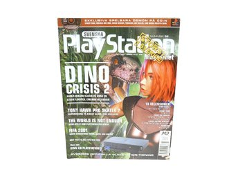 Svenska Playstation Magasinet Nr 35 (Oktober 2000)