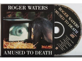 Roger Waters – Amused To Death – CD