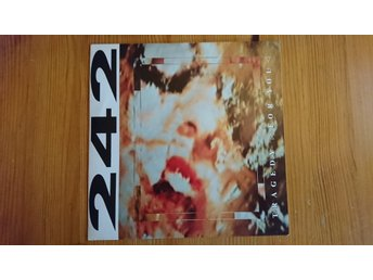 FRONT 242 - Tragedy for you / Punish your machine ... Singel / 7'a