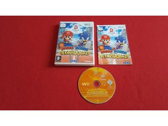 MARIO & SONIC AT THE OLYMPIC GAMES till Nintendo Wii