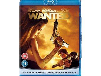 Wanted - Angelina Jolie - Bluray Blu-Ray