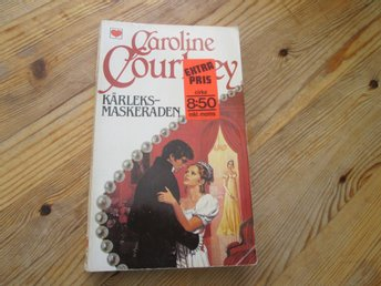 CAROLINE COURTNEY NR 12 KÄRLEKSMASKERADEN POCKET