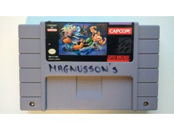 Super Nintendo/SNES: Final Fight 2 II (USA)