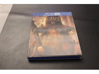 Bluray3D+Bluray: The Hobbit - En oväntad resa