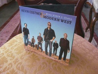 Kevin Costner & Modern West - From where I stand (CD, album)