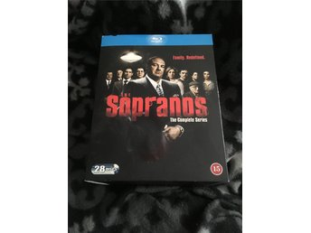 The Sopranos - Blu-Ray