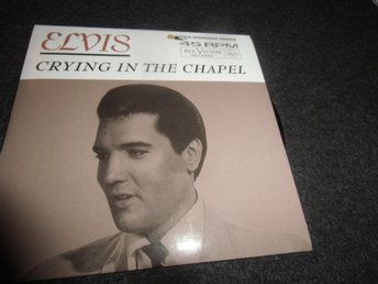Elvis Presley - Crying in the chapel - CDs - (1965) - Ny