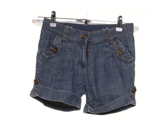 Monsoon, Jeansshorts, Strl: 140, Blå