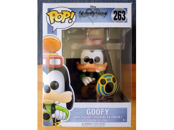 Funko Pop! Disney - Goofy (Kingdom Hearts) #263